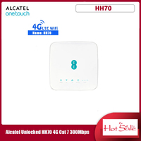Alcatel sbloccato LinkHub HH70 EE HH70V Cat 7 300Mbps FDD TDD Router wireless.4g Cpe 4G LTE Router