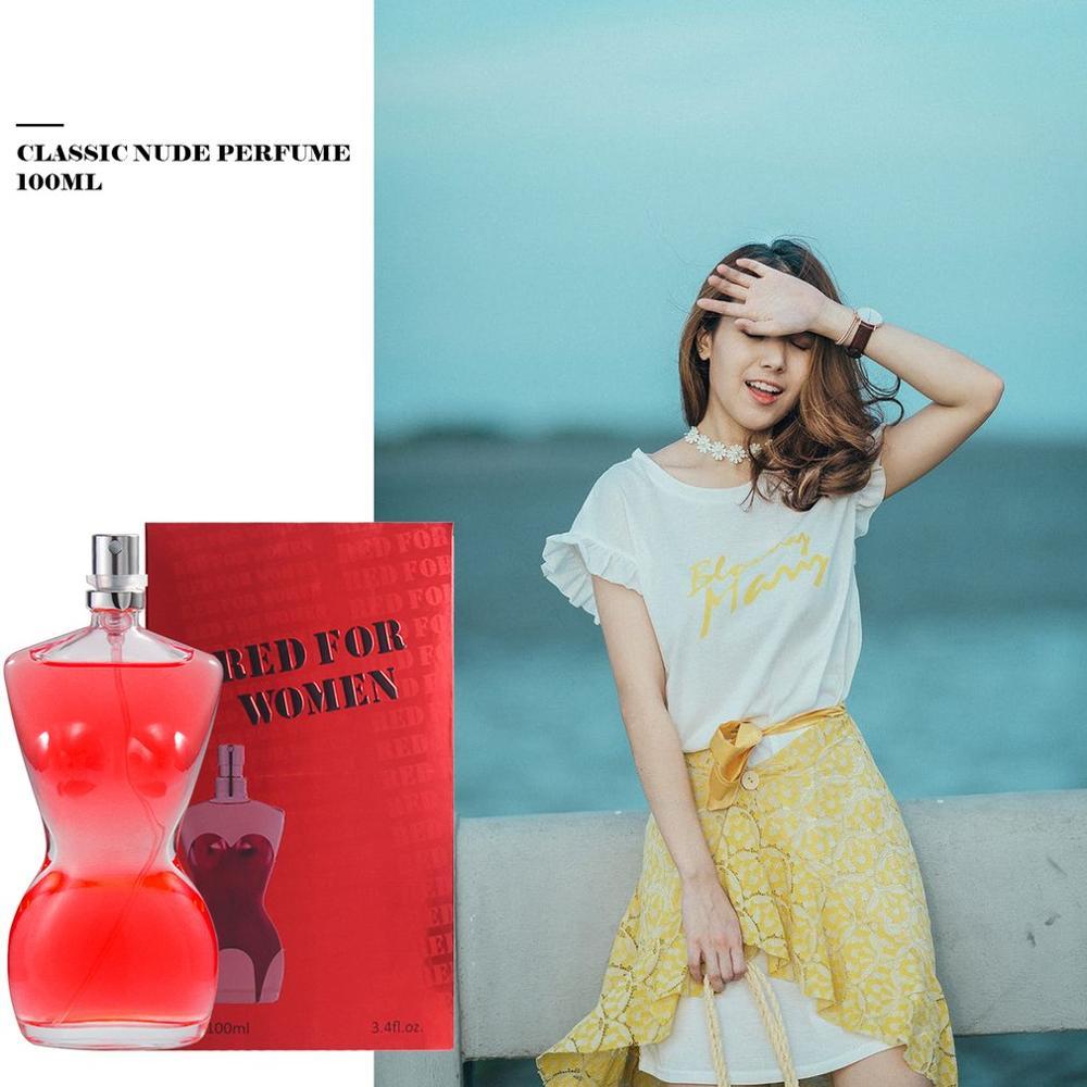 Classic Women'S Perfume 100Ml Sexy Woman Bottle Women'S Perfume Shaped Eau De Charming Women Parfum Spray