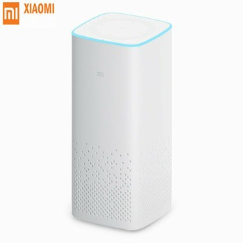 Xiaomi MI AI speaker wifi bluetooth voice remote control portable smart home light music player xiaoai app For Android Iphone