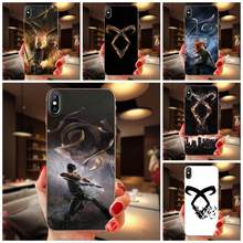 Silicone Cover Bag Mortal Instruments Stad Van Beenderen Voor Galaxy J1 J2 J3 J330 J4 J5 J6 J7 J730 J8 2015 2016 2017 2018 mini Pro(China)