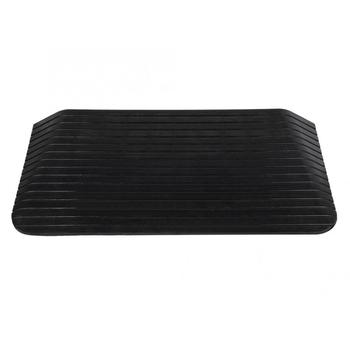110x42x6.4cm Portable Heavy Duty Curb Ramps Threshold Ramp for Car Motorcycle Automobile Motorcycle Tools Universal