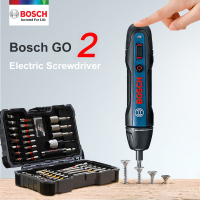 Bosch-destornillador eléctrico Go 2, Taladro Inalámbrico recargable, Herramientas Eléctricas multifunción para el hogar, 3,6 V