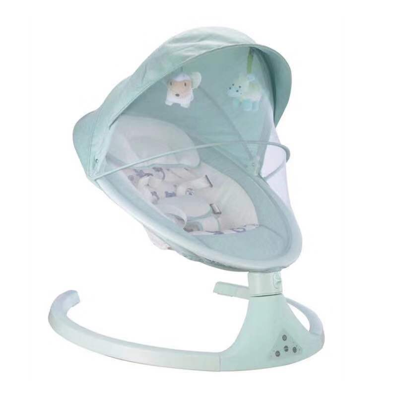 Electric shake chair baby swing rocking chair sleeping bed Home v3 VC