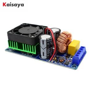 HIFI Power IRS2092 500W Mono channel Digital power amplifier board Class D Stage power amplifier board I3-007(China)