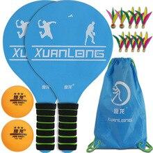 Набор для игры в крикет, теннис, веселье, пикклбол, весла, домашний развлекательный фитнес-набор