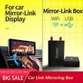 Зеркальная коробка Carlinkit AirPlay Для iPhone iOS11  Android  экран Miracast/WlAN  беспроводное подключение