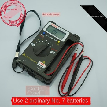 NB4000P-2 VC921 Non-contact Frequency Testing Multimeter Automatic Range Intelligent Meter
