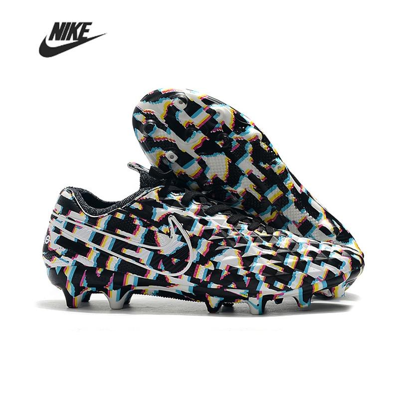Nike Tiempo Legend 8 Elite AG Men Soccer Shoes Professional Football Boots Men Soccer Shoes