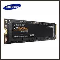SAMSUNG SSD M.2 1TB 970 EVO Plus 500G 250G HD NVMe SSD dysk twardy dysk twardy M2 2280 wewnętrzny dysk półprzewodnikowy do laptopa