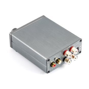 Breeze Amp HIFI Class 2.0 Stereo Audio Digital Amplifier  5