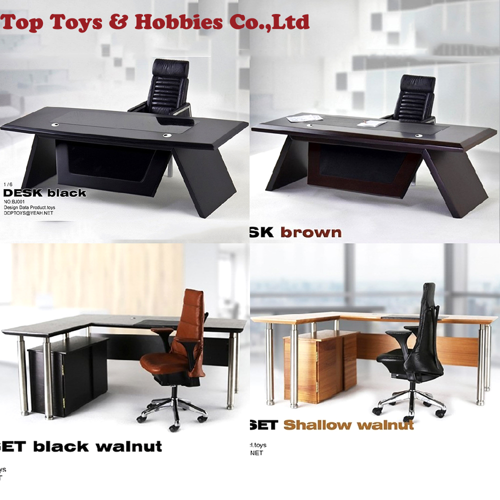 3 Colors 1//6 Scale Office Boss Swivel Chair Model Toy Fit 12/'/' Action Figure