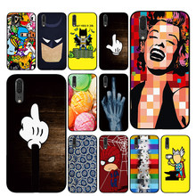 Retro Light Luxury Phone Cases For Huawei Honor V9 V10 8 9 10 8X 5A 7A 5X Play Lite(China)