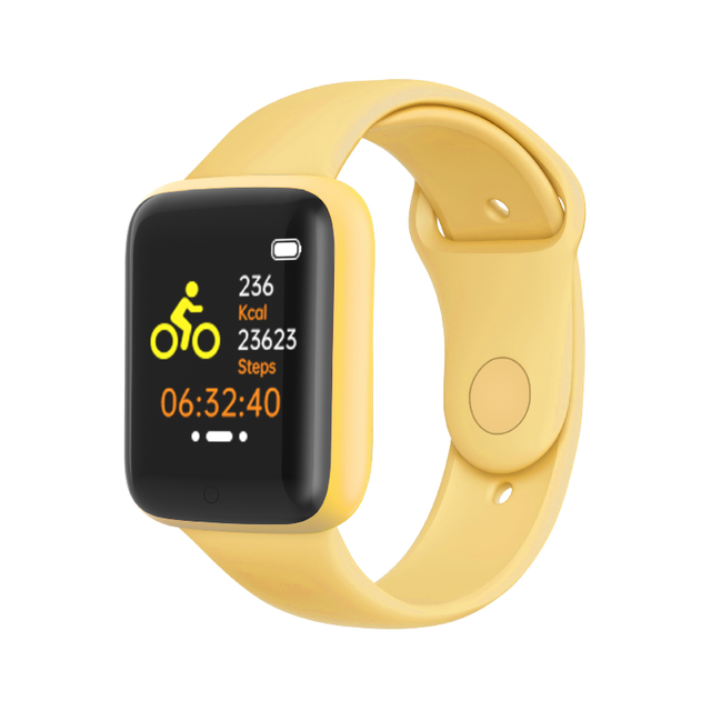 FEOOE Macarone Smart Bracelet Macarone Cross Border New Heart Rate and Blood Pressure Multifunctional Bluetooth Watch Yxm 3