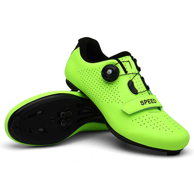 Road Cycling Shoes Men Bicycle Shoes Mountain Bike Shoes Sapatilha Ciclismo MTB Mountain Cycle Sneaker Triathlon Racing Shoes
