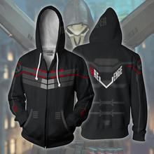 Overwatch DVA Omega Oblivion Hoodie Sweatshirt Cosplay Costume Women Men Couple Hood Top 3d Digital Printing New
