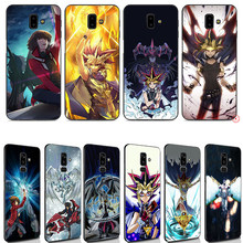 Yu gi oh Anime Weichen Fall für Samsung Galaxy J8 J7 Duo J6 J4 Plus Prime 2018 TPU Silikon(China)