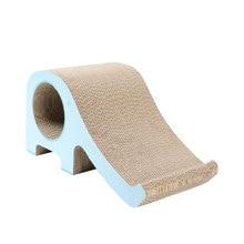Cat Scraper Post-Protector-Pad Cardboard Scratch-Guards Kitten Luxury Toy Bed Mat