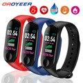Спортивные Смарт-часы M3 Pro, смарт-браслет для женщин и мужчин, монитор артериального давления, смарт-браслет, Смарт-часы, браслет M3Pro