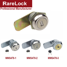 Rarelock Waterproof Cabinet Cam Lock for Box Cupboard Locker Yacht Car Bathroom Window Hardware DIY MMS478 hh
