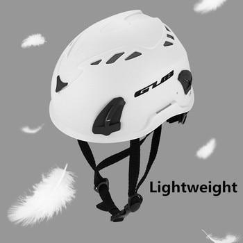 GUB Climbing Helmet Professional Mountaineer Rock MTB Helmet Safety Protect Outdoor Camping & Hiking Riding Helmet Survival Kit 1