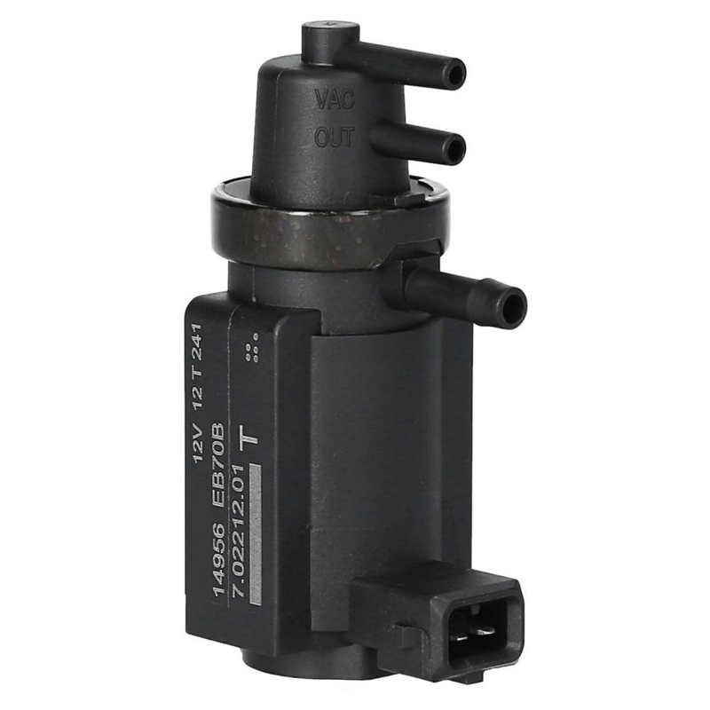 Válvula de Control de solenoide de presión, Turbo Boost de vacío, 14956-EB70B, apta para Nissan NP300, Navara D40, 2,5, dCi, solenoide Turbo Boost
