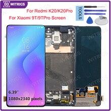 赤 mi K20 Pro の Lcd ディスプレイタッチスクリーンデジタイザアセンブリのためのシャオ mi mi 9T Pro の Lcd ディスプレイ