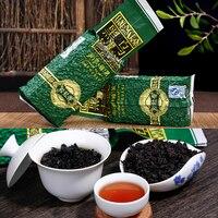 250 كيس فراغ أسود olong Tikuanyin فقدان الوزن الشاي متفوقة شاي الألونج شاي أخضر عضوي الغذاء الأخضر