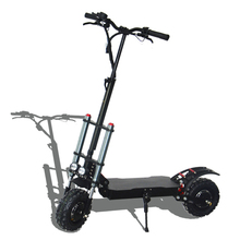 SPEDWHEL 3200W Adult Electric Scooter with seat foldable hoverboard fat tire electric kick 52v 26AH scooter