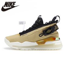 NIKE AIR JORDAN PROTO-MAX 720 Original Air Cushion Men Basketball Shoes Comfortable Sports Outdoor Sneakers #BQ6623 nike air jordan 4 original men basketball shoes non slippery wear resisting air cushion outdoor sports sneakers 308497