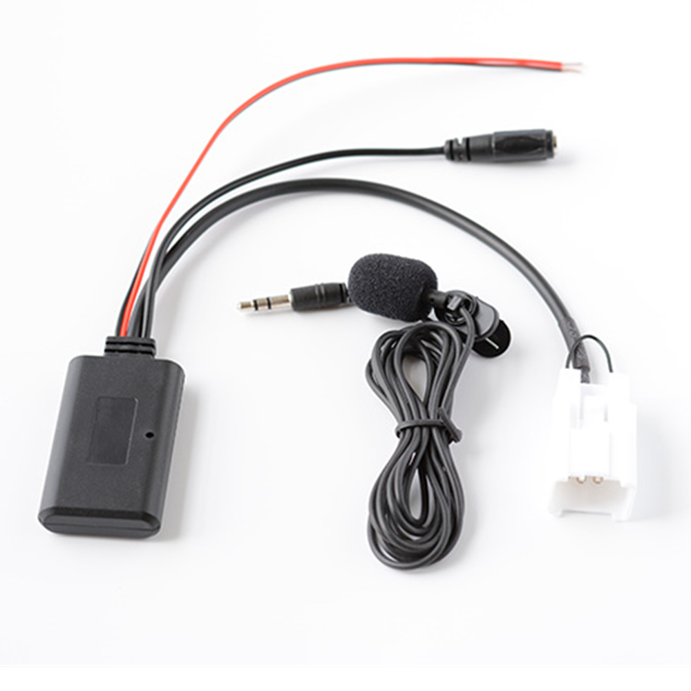 Falcon Products 4 Pin Microphone Panel Jack Plug for CB Ham Radios