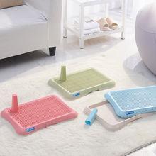 Пластиковый Туалет для собак комнатная подстилка домашних питомцев