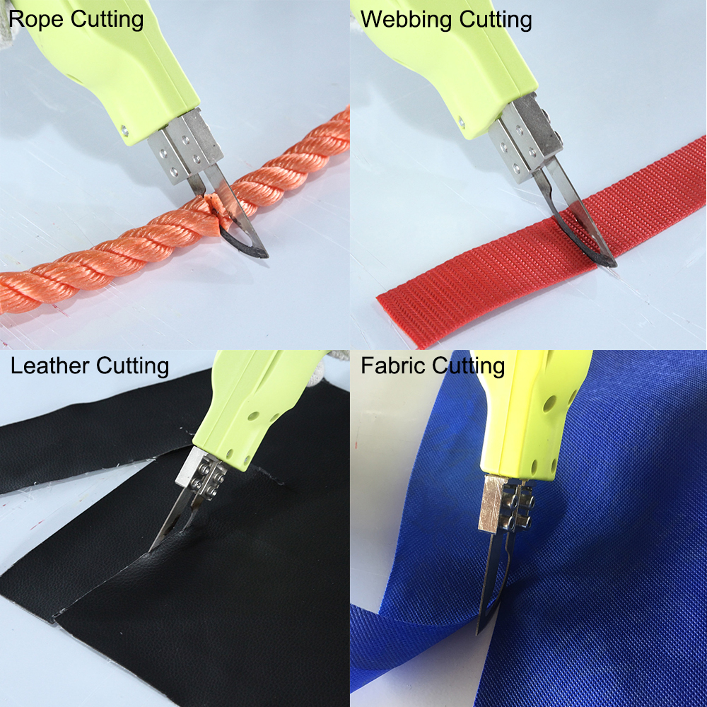 KS EAGLE 80W Hand Hold Heating Knife Cutter Hot Cutter Fabric Rope Electric Cutting Tools Hot Cutter