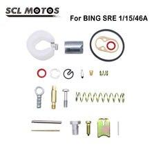 Scl motos мотоцикл 15 мм карбюратор bing Ремонтный комплект