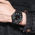 Casual Quarz Uhren Mode Einfache männer Uhren Business Uhren Sport Serie Männlichen Runde Uhr Montre homme Armbanduhren