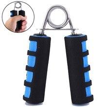 Spring Hand Grip Finger Strength Trainer Gripper Exerciser Wrist Strengthener Soft Foam Device