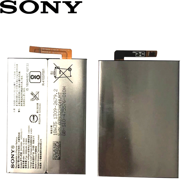 Sony 100% Original 3300mA SNYSK84 <font><b>Battery</b></font> For Sony <font><b>Xperia</b></font> XA2 H4233 Genuine Phone Latest Production High Quality <font><b>Battery</b></font> image