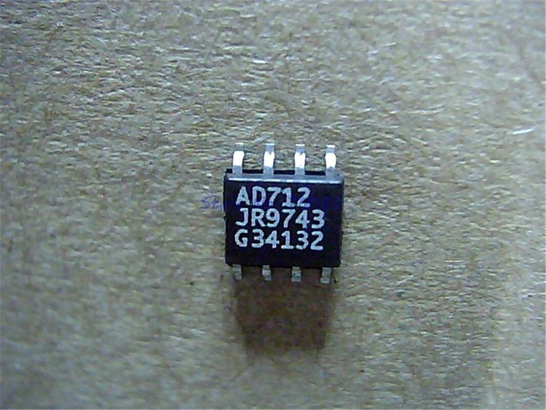 10pcs AD712JRZ AD712JR AD712J SOP-8  new