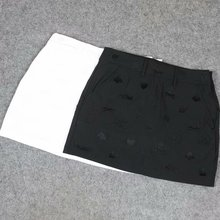 Summer new ladies golf skirt MARK & LONA golf clothing tennis skirt casual fashion sports embroidered skirt