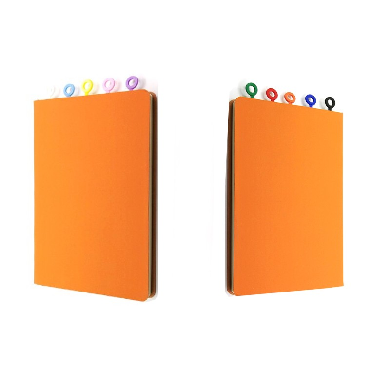 10pcs Candy Color PVC Bookmarks For Book Paper Clips Book Mark School Office Supply Page Holder For Teacher Students Kids Gift