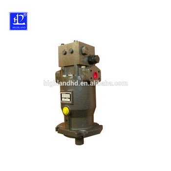 China supplier hydraulic motor control valve