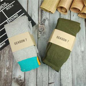 Image 1 - 3 pair socks for men and women season 7 calabasas socks padded terry socks