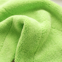 Paño de microfibra para lavar platos, paño de microfibra, suave, absorbente, microfibra, mesa de cocina, 1/3/5 Uds.