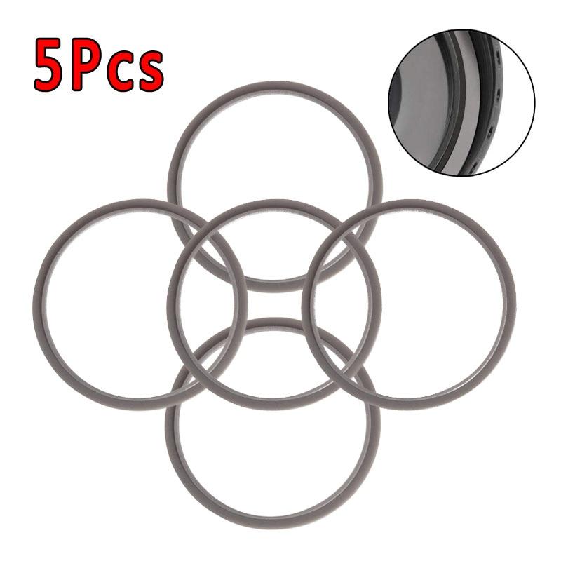 5Pcs Blender Parts Gasket Seal Rings Spare Replacement Parts For Nutri bullet 600W 900W Blender Juicer Kitchen Appliance