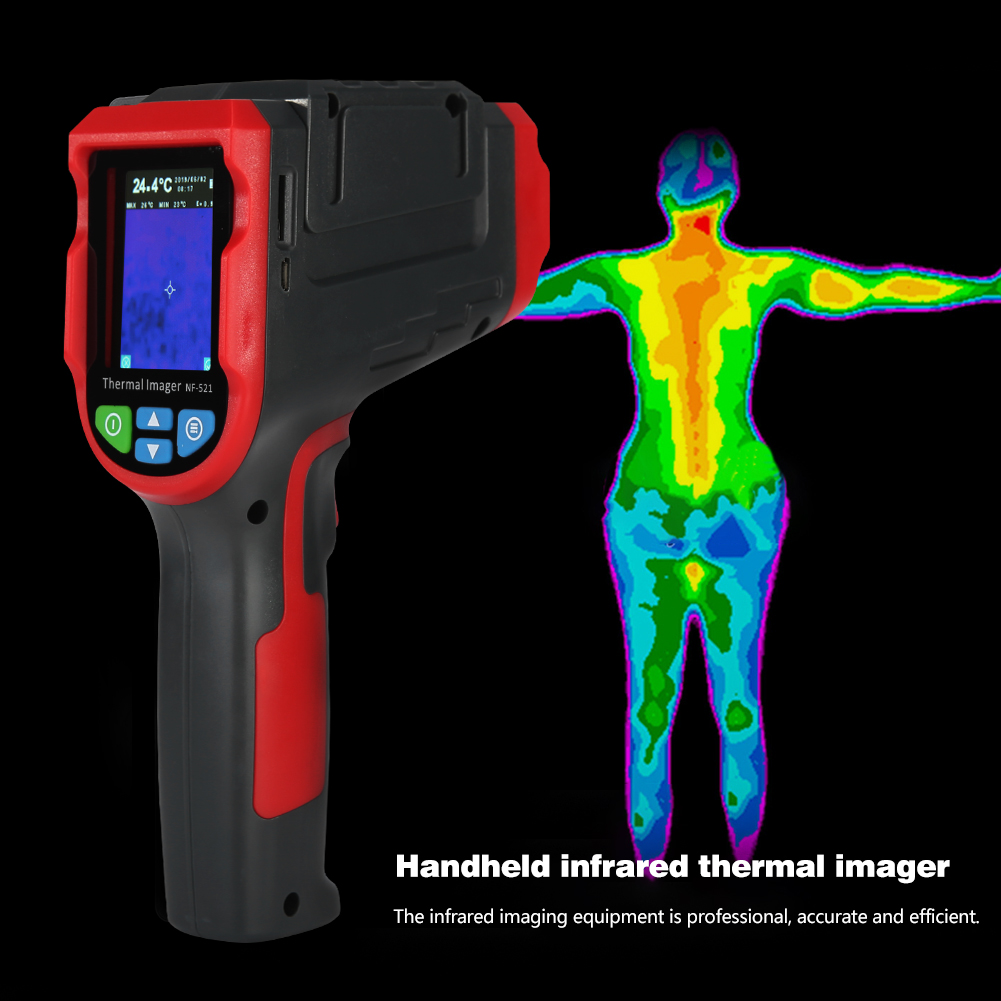 Digital Thermal Camera Made With ABS And Electronic Components Material 13