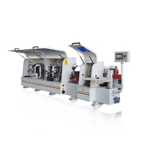 Automatic edge banding machine mdf board pvc edge banding trimmer cutter for wood door