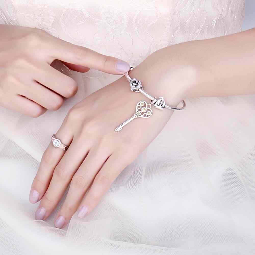 JewelryPalace 925 Sterling Silver Sea Love เรือใบ Charm ลูกปัดสำหรับแม่และลูกสาว 2018 ใหม่ขายร้อนของขวัญ