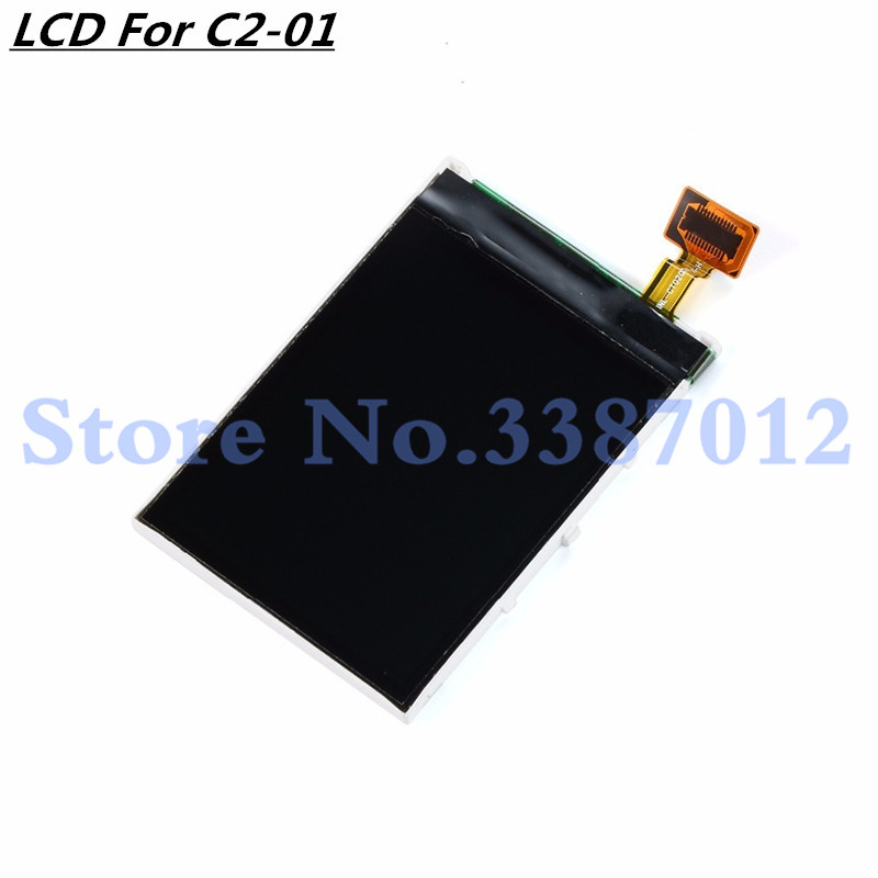 High quality For <font><b>Nokia</b></font> 5130 5000 5220 3610 5220 7100S 7210C 2700 <font><b>2730</b></font> C2-01 Lcd Display Screen image