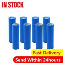 Doublepow – batterie Lithium Rechargeable 100%, 18650 v, 3.7 mah, pour lampe de poche, #3, 2600, originale, nouveauté, 18650