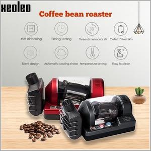Image 2 - Xeoleo Genecafe Koffie Roasters 1400W /220V 3D Hot Air Koffieboon Roasters Kleine Soort Professionele 300G koffiebrander