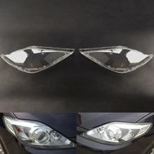 Car Headlight Lens For Mazda 5 2007 2008 2009 2010 Car Headlamp Lens Replacement Auto Shell Cover